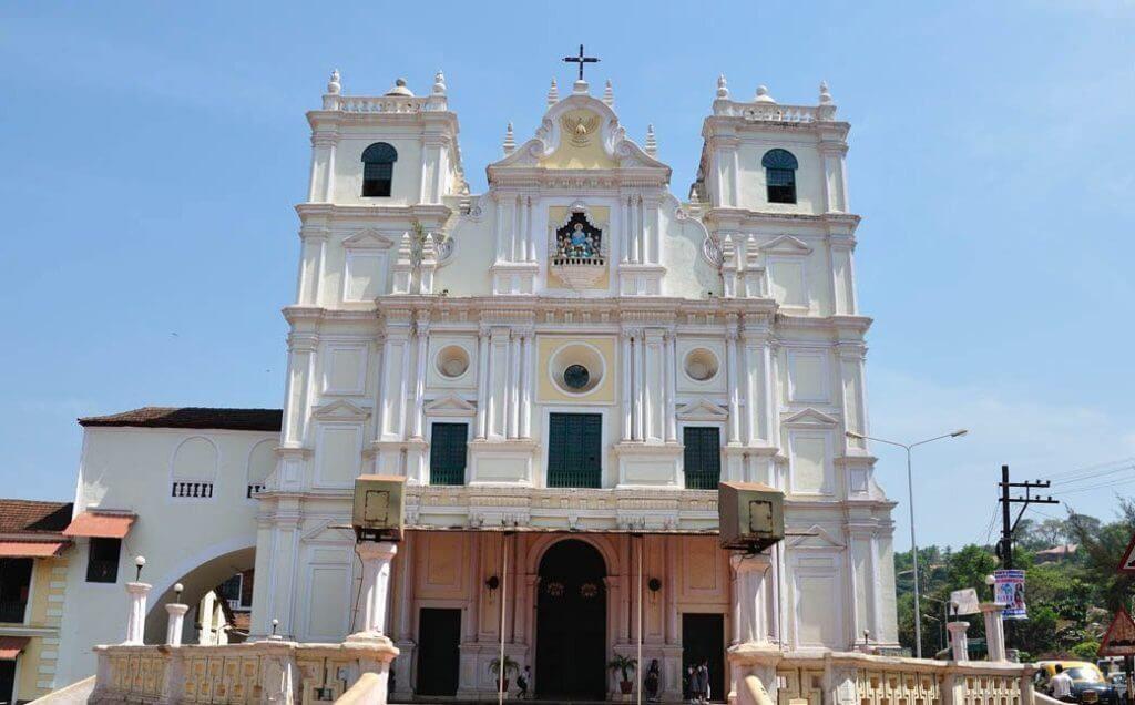 Церковь Св. Алекса в Калангуте
