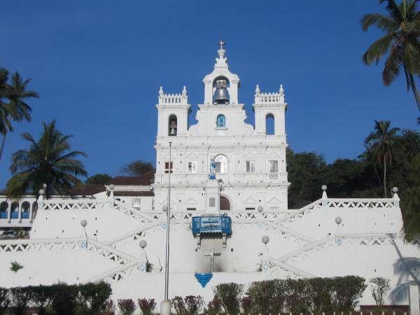 Церковь в Панаджи