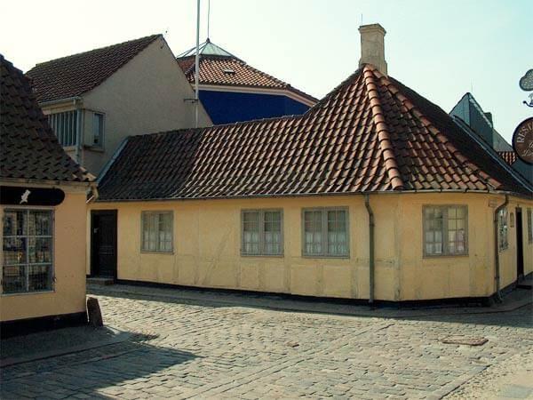 Музей Г. Х. Андерсена в Оденсе (Дания)