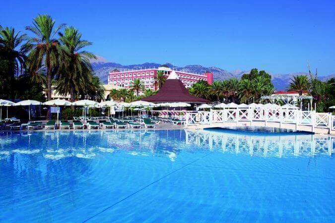 Отель Pgs Kiris Resort, Кириш, Турция