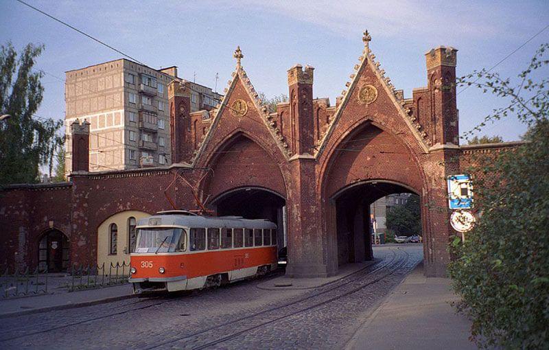 Браденбургские ворота фото