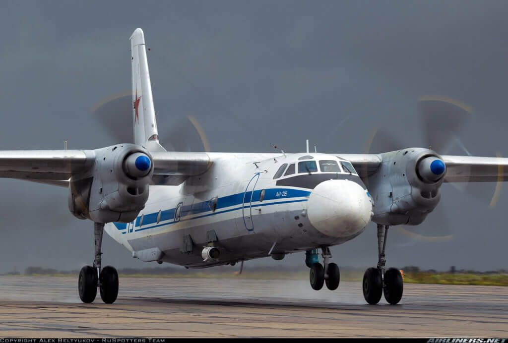 Российские самолеты