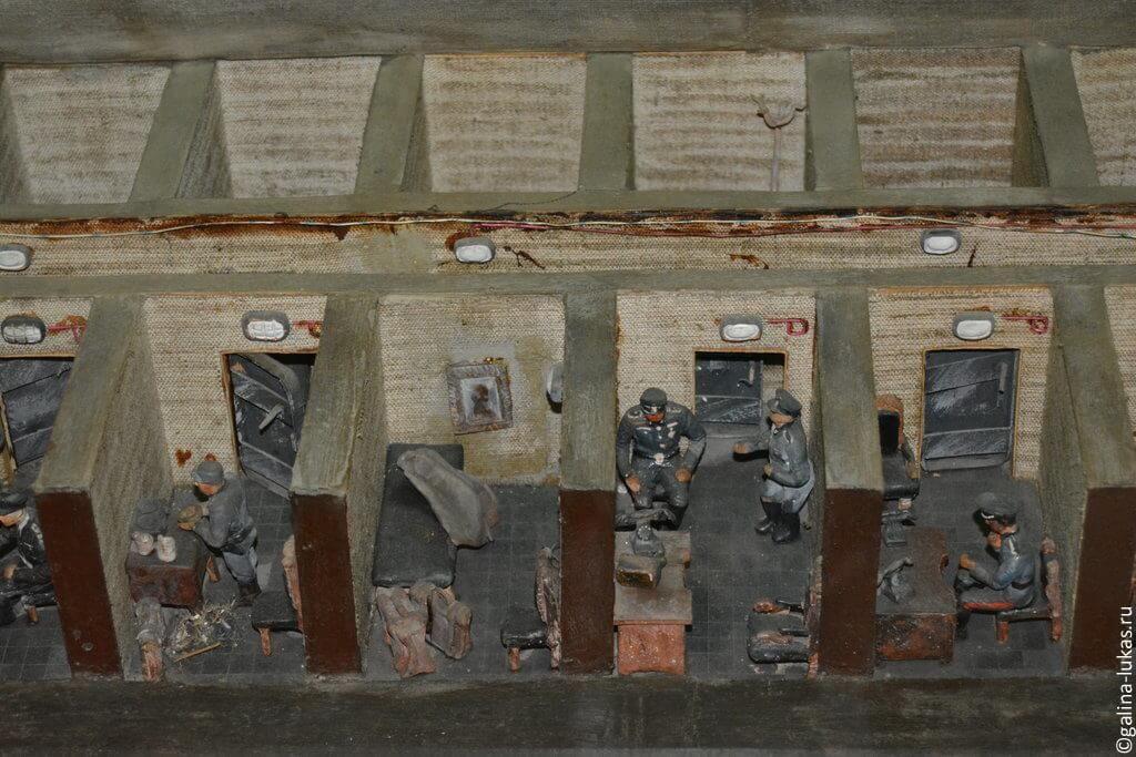 Музей «Блиндаж» калининград
