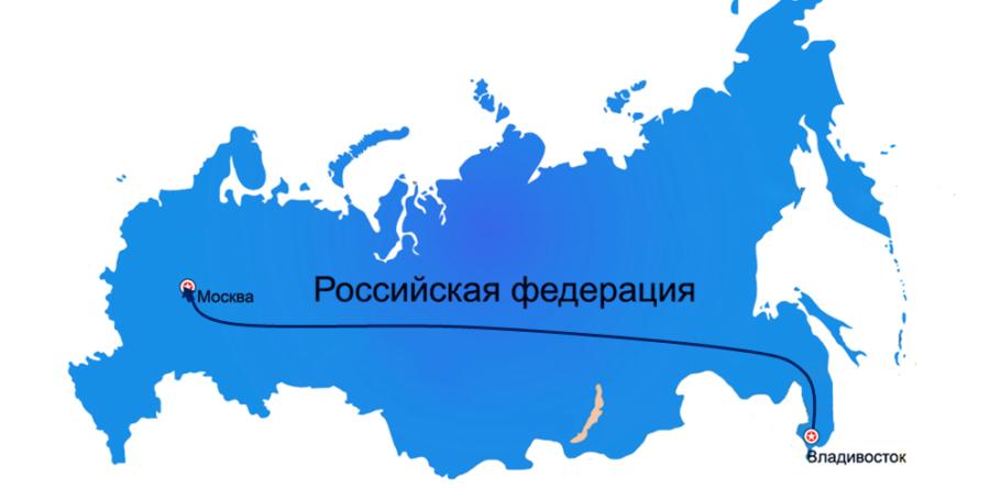 От чего зависит стоимость авиабилета Москва – Владивосток