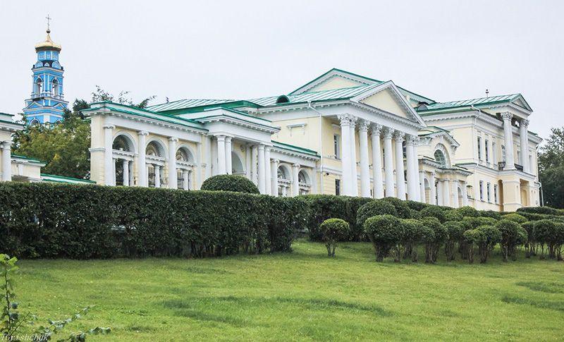 Екатеринбург усадьба Расторгуева-Харитонова