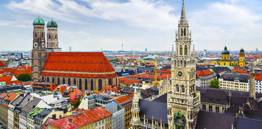 Короткое путешествие в Мюнхен – столицу Баварии