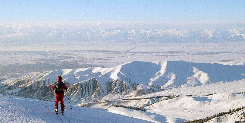 Киргизия горнолыжный курорт Каракол