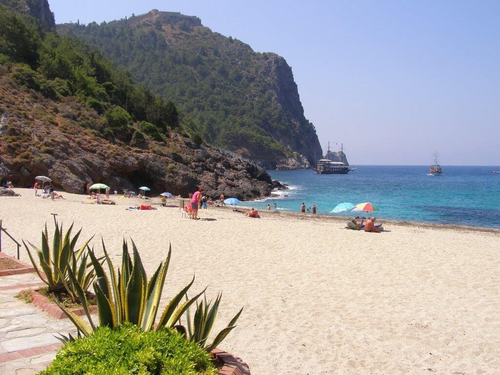 фото пляжа Клеопатры
