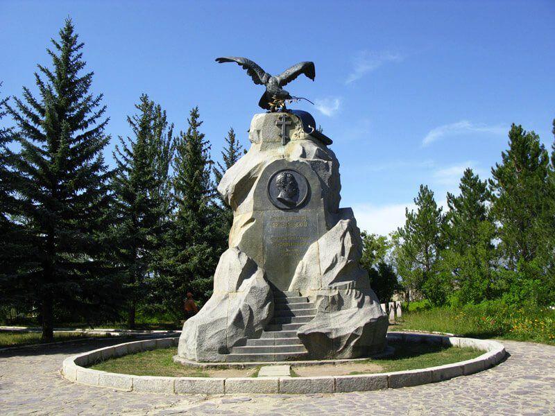 Каракол мемориал Пржевальского