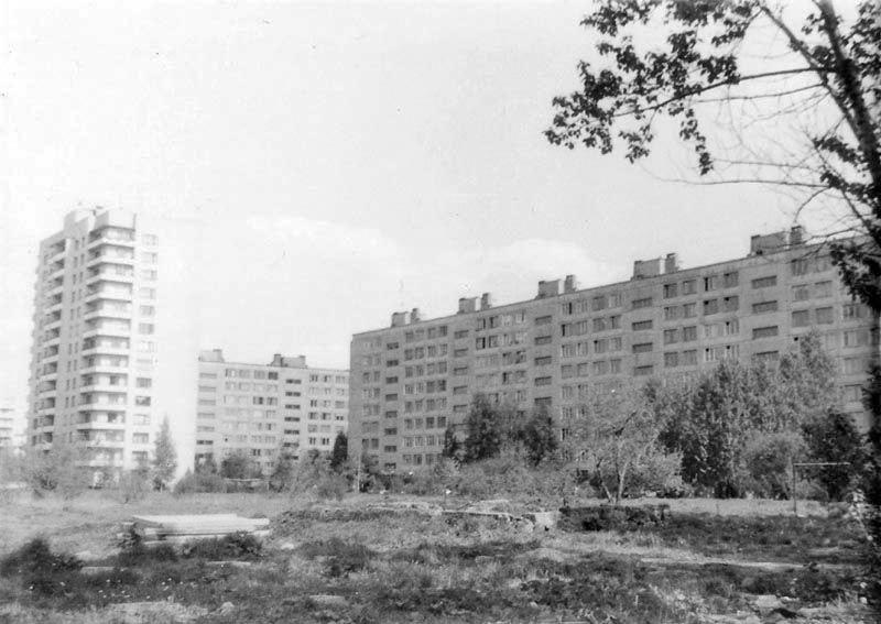 Купчино ул. Димитрова 1985