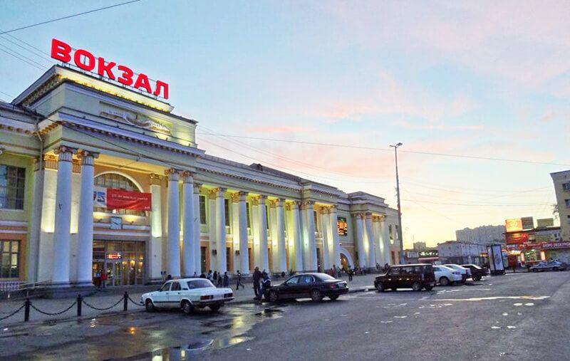 Остановиться в центре Екатеринбурга вблизи жд вокзала