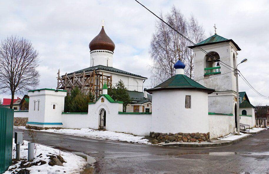 Псков Церковь Константина и Елены