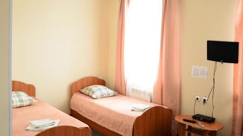 Павловка гостиница