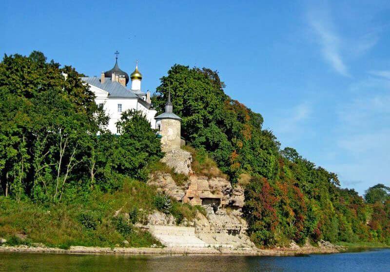 Псков Снетогорский женский монастырь