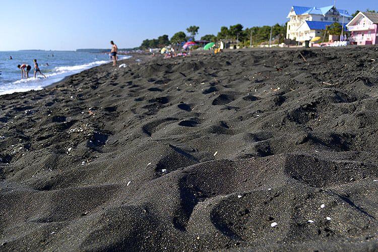 Уреки пляж