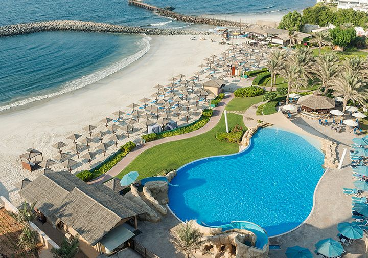 Coral Beach Resort 4* пляж