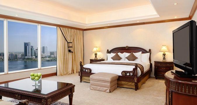 Номер в Hilton Sharjah 5*
