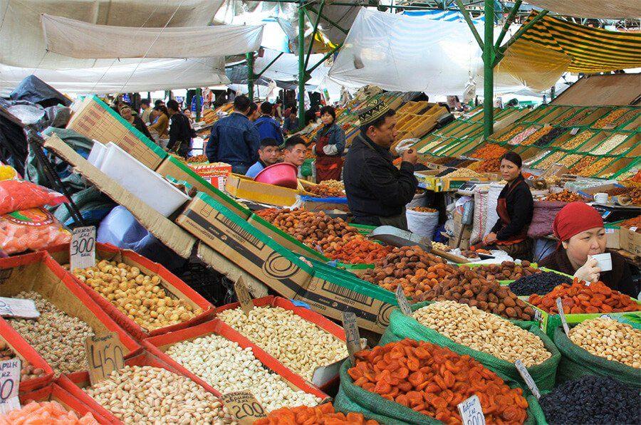 Киргизия рынок