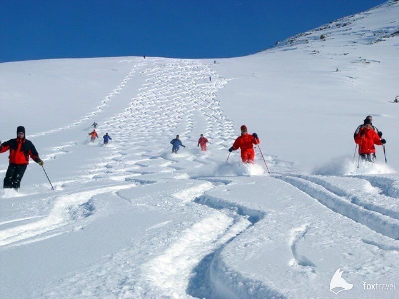 Киргизия склоны Каракола