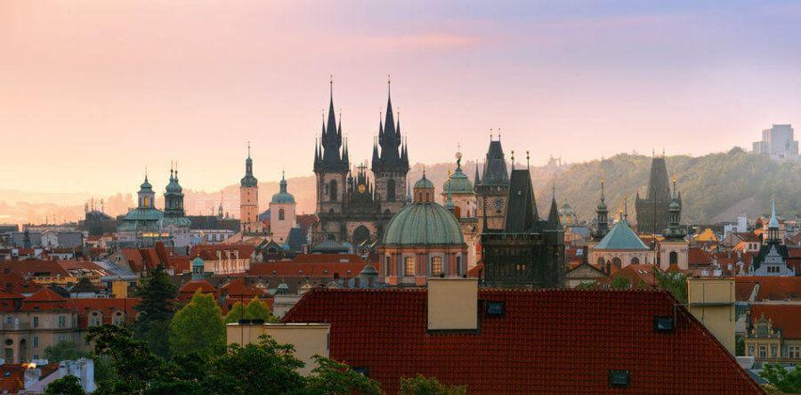 Злата Прага: наследие чешских королей, святых и магов