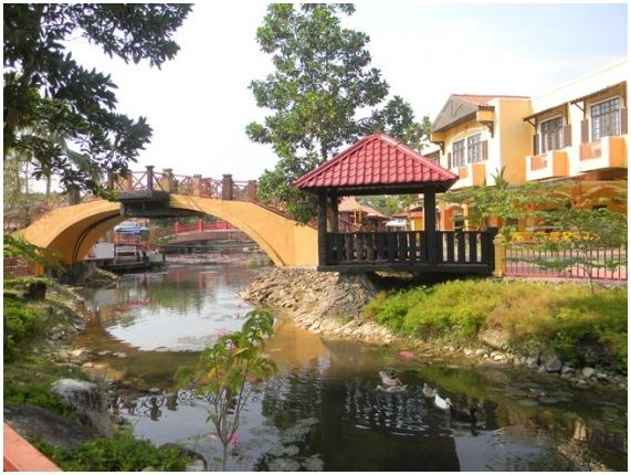Лангкави Geopark Hotel Oriental Village