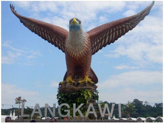 Орел символ Лангкави
