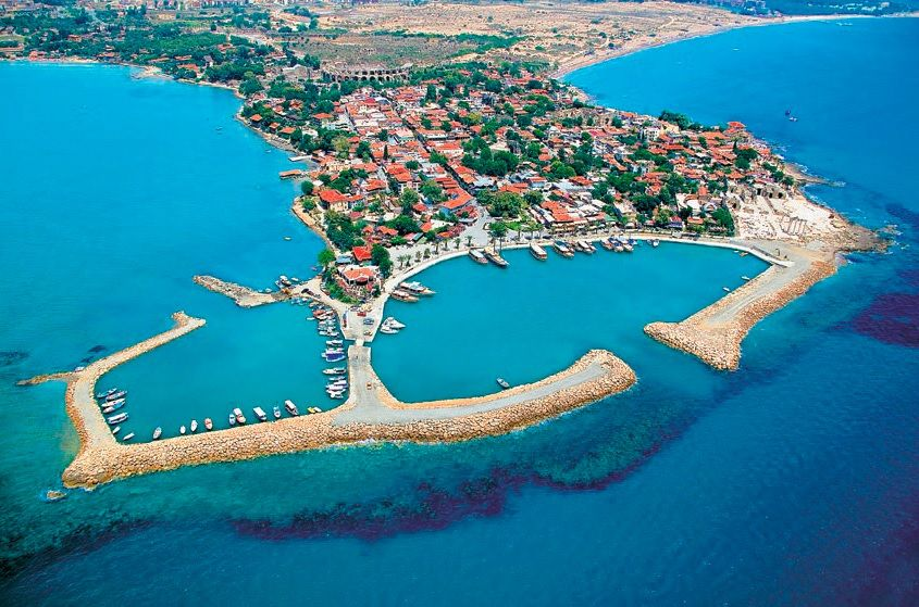 Почему стоит выбирать отели на турецком побережье Сиде