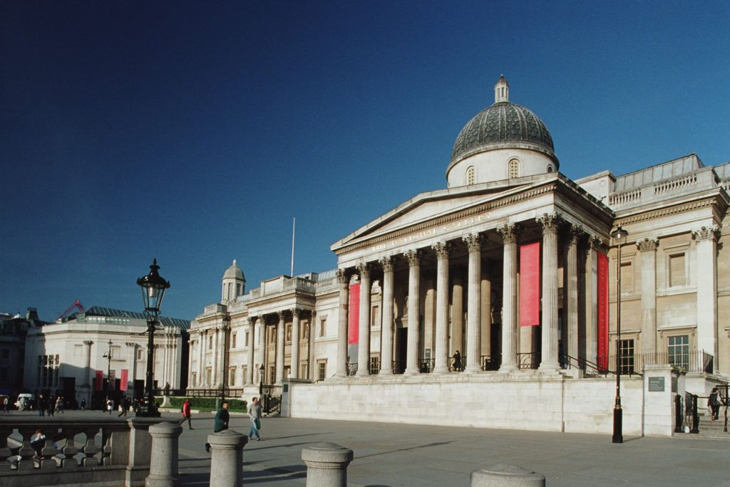 Художественная национальная галерея в Лондоне