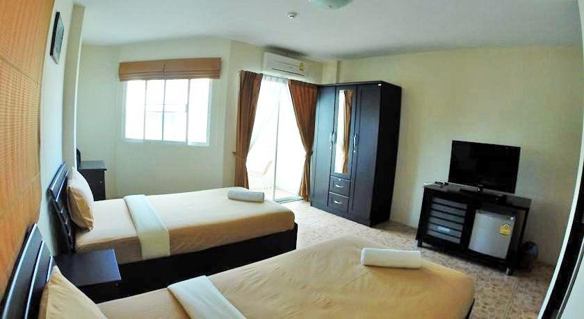 Samal Guesthouse Pattaya