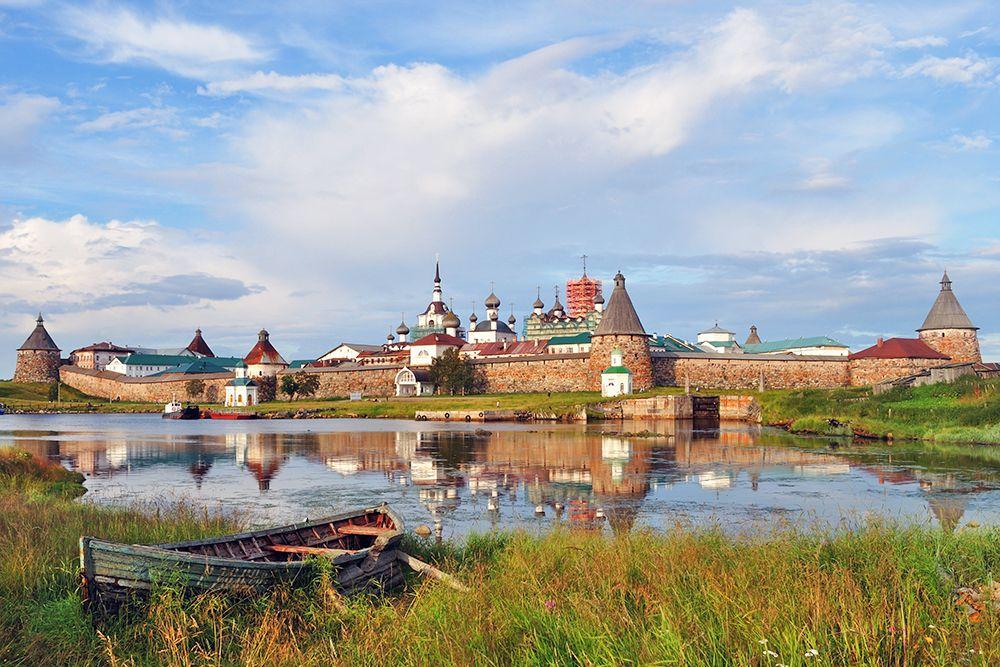 Соловки Мужской монастырь