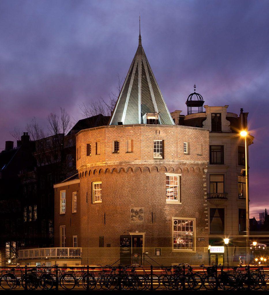 Амстердам башня плача