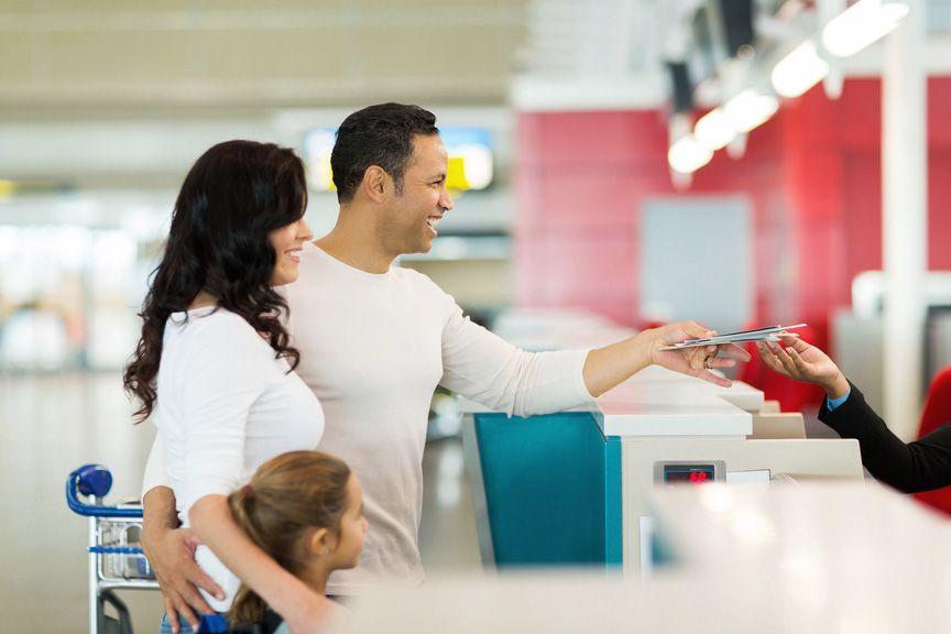 паспортный контроль аэропорт