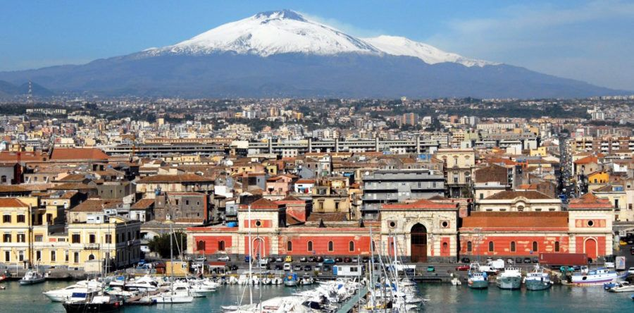 Самые важные достопримечательности Катании – города мифов и легенд на острове Сицилия