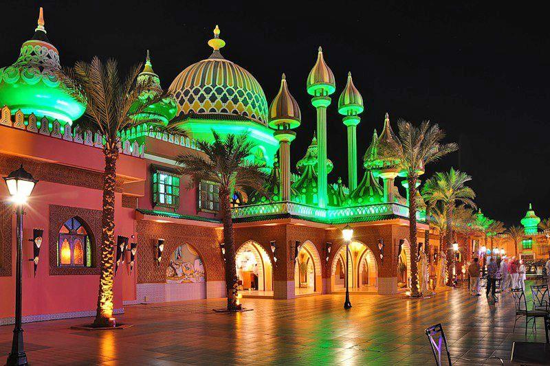 дворец Тысяча и одна ночь Хургада