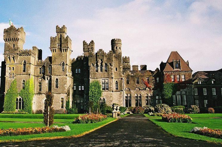 замок Эшфорд Ирландия