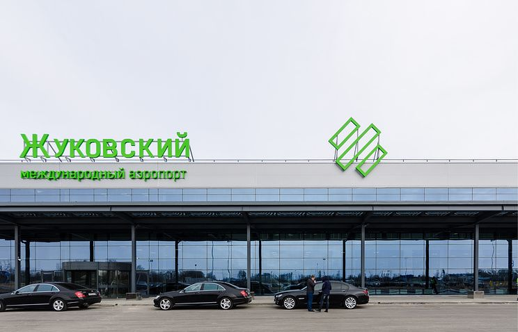 Жуковский аэропорт Москва