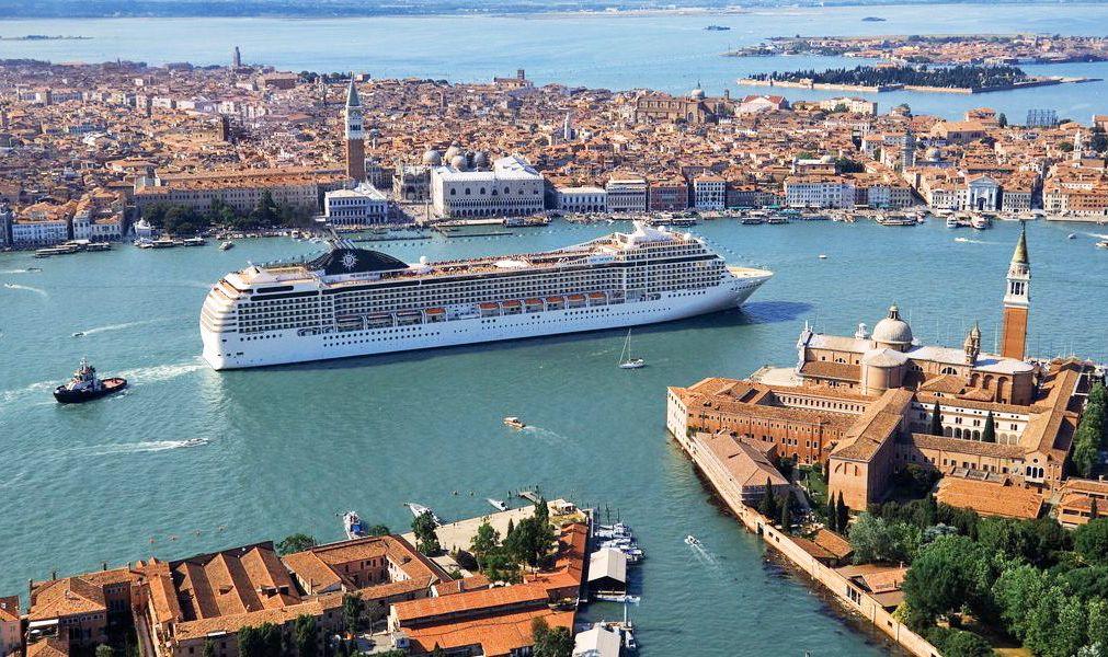 MSC Opera в Венеции