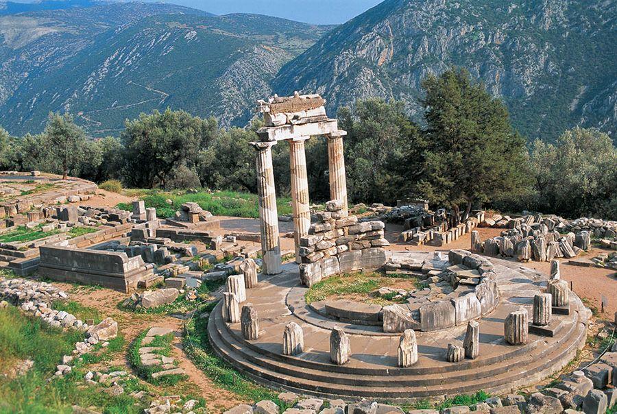 Греческий Олимп