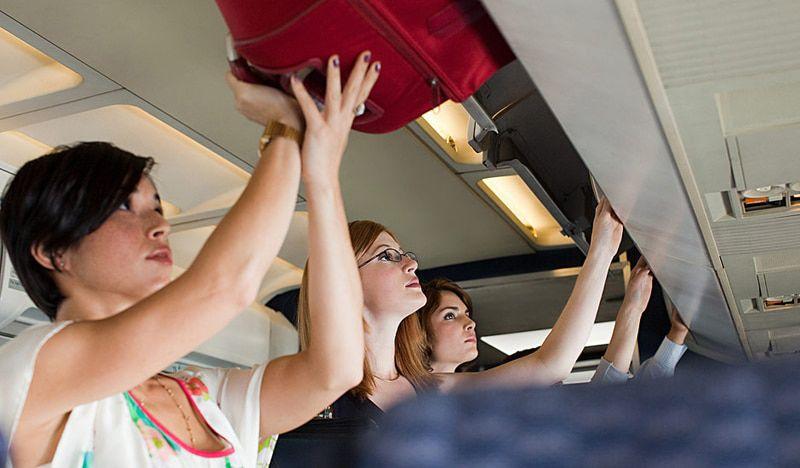 ручная кладь самолет