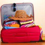полный чемодан