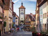 Достопримечательности Ротенбурга на Таубере, самого фотогеничного города средневековой Германии