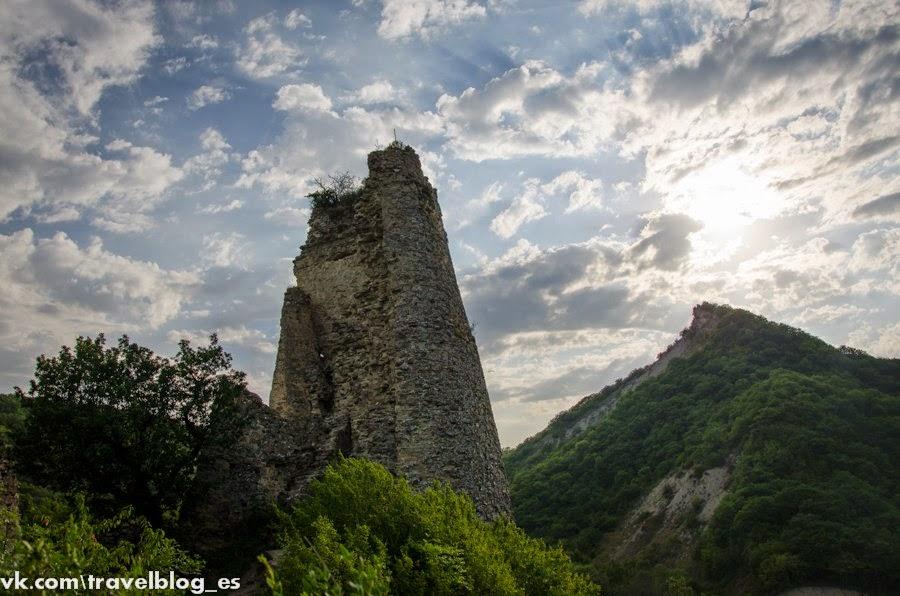 фото крепости Уджарма