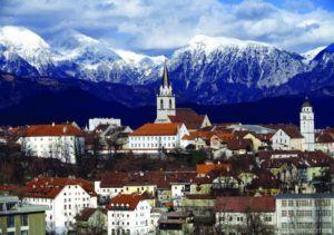 столица Словении