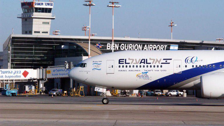 Бен Гурион аэропорт