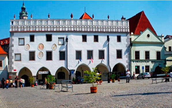 Чески-Крумлов, достопримечательности загадочного городка Чехии