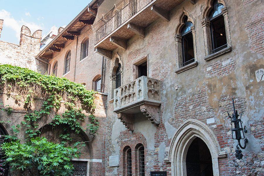 Верона, дом Джульетты