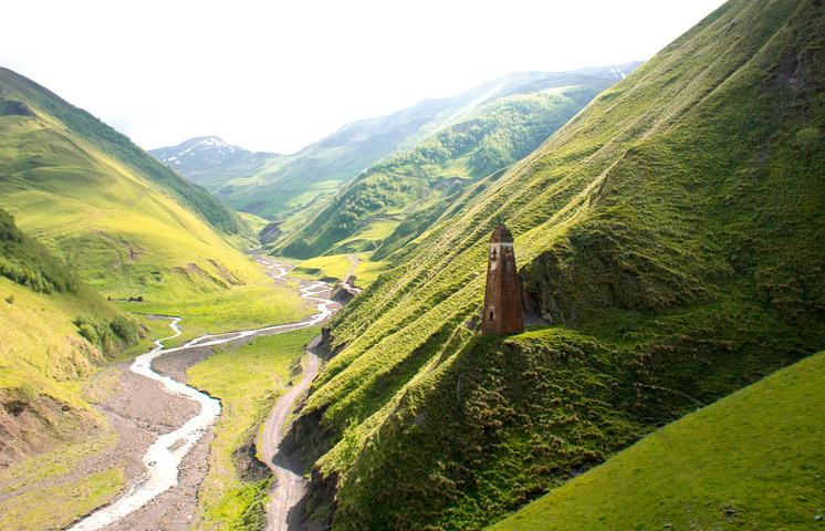 Фото Национальный парк Тушети