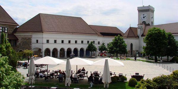 фото люблянский град