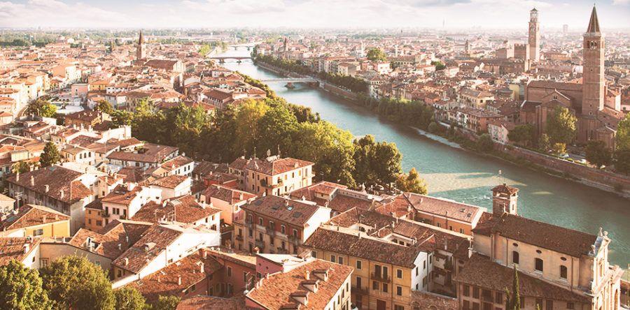Достопримечательности Вероны: красота по-итальянски