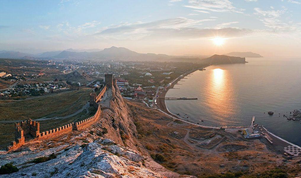 Город Судак в Крыму фото, климат, достопримечательности